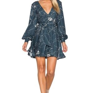 Keepsake – Heat Wave Long Sleeve Mini Dress